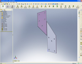 custom metal brackets cnc manufacturing